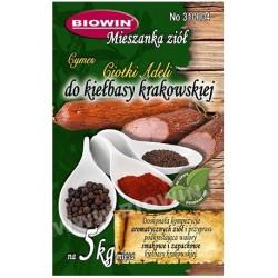 Przyprawa zioła do kiełbasy krakowskiej Cymes ciotki Adeli 42,5g
