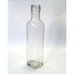 """Butelka """" MARASCA """" – poj. 250ml biała"""