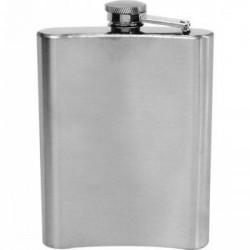 Piersiówka metalowa 230 ml