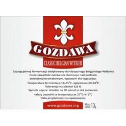 Gozdawa drożdże do piw belgijskich Classic Belgian Witbier