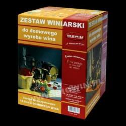 Zestaw winiarski 15L balon do wina