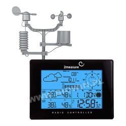Bezprzewodowa stacja pogody-RCC-baro/wiatr/opady