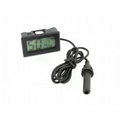 Elektroniczny higrometr z termometrem sonda