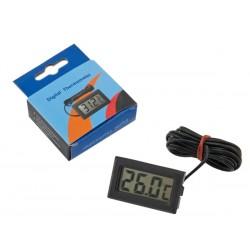 Elektroniczny termometr wyświetlacz LCD sonda