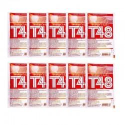 T48 Drożdże gorzelnicze pakiet 5szt