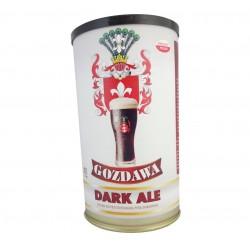 Piwo Dark Ale 1,7kg Ekstrakt Gozdawa BREW-KIT