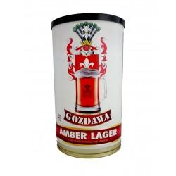 Piwo Amber Lager 1,7kg Ekstrakt Gozdawa BREW-KIT