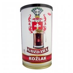 Piwo domowe Koźlak 1,7kg Ekstrakt Gozdawa BREW-KIT