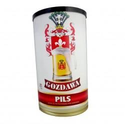 Piwo domowe PILS 1,7kg Ekstrakt Gozdawa BREW-KIT