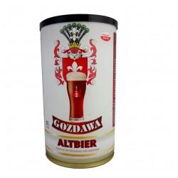 Piwo domowe Gozdawa ALTBIER brewkit brew kit GRATIS