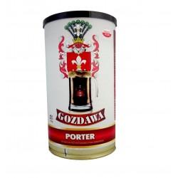 Piwo domowe Gozdawa PORTER brewkit brew kit GRATIS