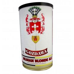 Piwo domowe Gozdawa BELGIAN BLONDE ALE brewkit brew kit GRATIS