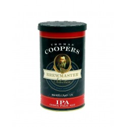 Piwo domowe Coopers INDIA PALE Ale brewkit brew kit GRATIS