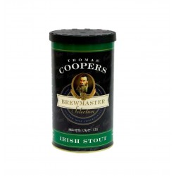Piwo domowe Coopers IRISH STOUT brewkit brew kit GRATIS