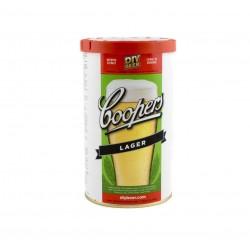 Piwo domowe Coopers LAGER brewkit brew kit GRATIS