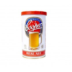 Piwo domowe Coopers REAL ALE brewkit brew kit GRATIS