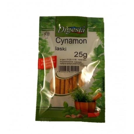 Cynamon laski 25g