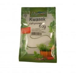 Kwasek cytrynowy 60g