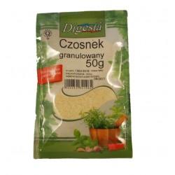 Czosnek granulowany 50 gram
