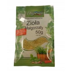 Zioła Małgorzatki aromatyczna przyprawa 50 gram