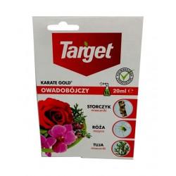 KARATE GOLD 20ml Target rośliny ozdobne na mszycę, miseczniki