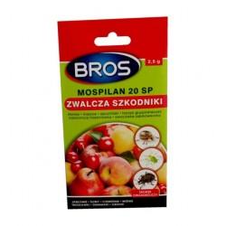 BROS Mospilan 20 SP zwalcza szkodniki na stonkę, mszycę