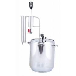 Destylator i szybkowar 2 w 1 - 12L chłodnica