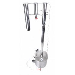 Kolumna rektyfikacyjna Destylator zimne palce elektryczna AUTOMAT