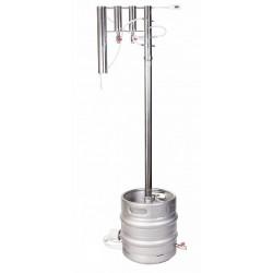 Kolumna rektyfikacyjna Destylator zimne palce gazowa
