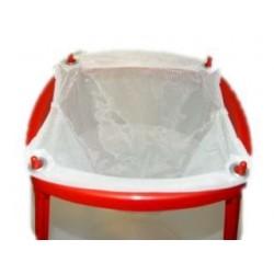 Stojak uchwyt filtracyjny na pojemnik fermentacyjny
