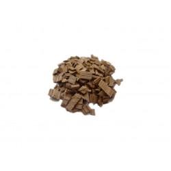 Płatki chipsy dębowe lekko opiekane FR 40g