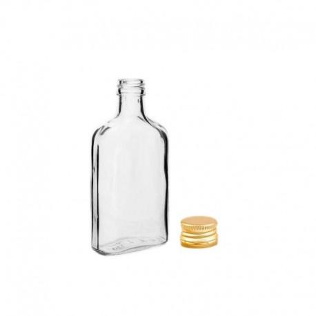 Butelka na nalewki, destylaty piersiówka 200 ml