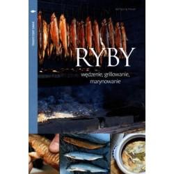 Książka Ryby - wędzenie, grillowanie, marynowanie