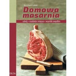 Książka Domowa masarnia Gahm Bernhard