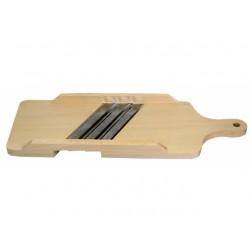 Szatkownica drewniana do kapusty 44cm