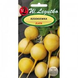 Rzodkiewka Zlata żółta 5g Legutko