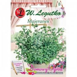 Majeranek nasiona ziół Legutko