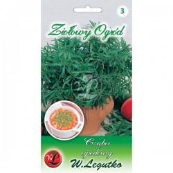 Cząber ogrodowy nasiona ziół Legutko