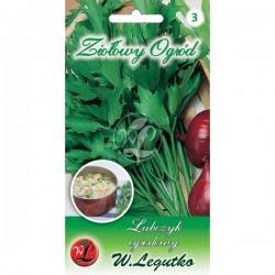 Lubczyk ogrodowy nasiona ziół Legutko
