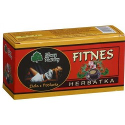 Ekologiczna herbatka FITNES 20x2g