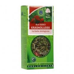 KRASNOLUDEK herbatka ekologiczna dla dzieci - 50g