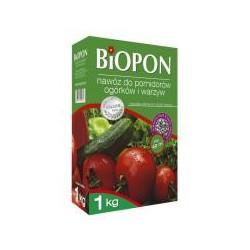 BIOPON nawóz do pomidorów, ogórków i warzyw