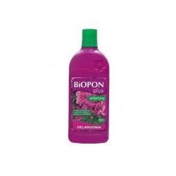 BIOPON PLUS nawóz z witaminą do pelargonii