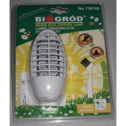 Lampa owadobójcza do kontaktu, 1,5W, 12cm