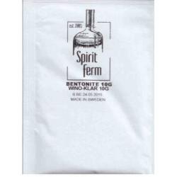 SpiritFerm Wino-Klar Bentonit 10g środek klarujący